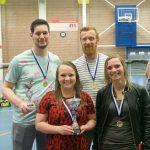 Team 1 GBC Poona plaatst zich voor Nederlandse Team Kampioenschappen